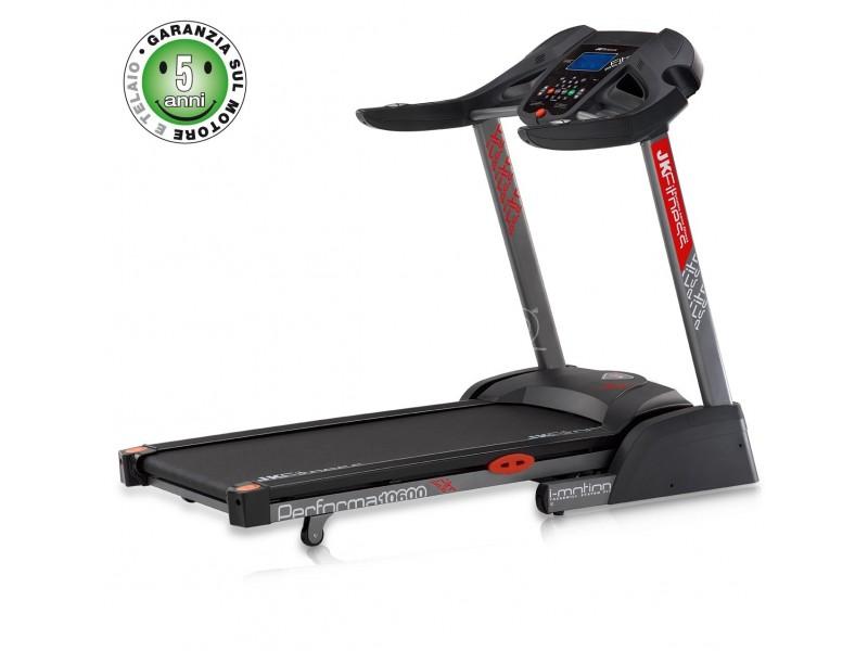 Tapis Roulant 10600 Performa Jk Fitness Ebay