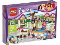 LEGO 41008 LEGO FRIENDS - LA PISCINA DI HEARTLAKE CITY
