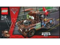 Lego 8677 Cars 2 l'agente Martin Deluxe