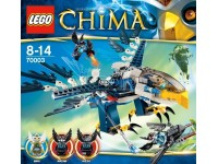 LEGO 70003 Legends of Chima L'Intercettatore reale di Eris