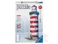 Ravensburger 12555 Faro - 25 cm - 216 pezzi Puzzle 3D