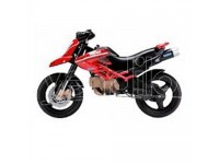Peg Perego Moto MC0015 Moto Ducati HYPERMOTARD 1MO.12v
