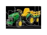 Peg Perego OR0047 Trattore JD Ground Force 2MO.12V.2V.