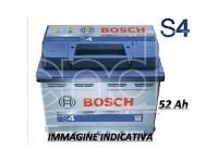 Bosch Batteria per auto S4 52 Ah 470A polarità Dx