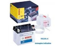 bosch Batteria moto convenzionale YB12AL-A 12V - 12 Ah M4F30 con fiala acido