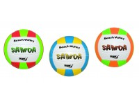 PALLONE DA BEACH VOLLEY SAMOA IN CUOIO SINTETICO 3 COLORI ASSORTITI