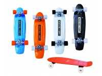 SKATEBOARD LAND CRUIZER 4 COLORI ASSORTITI FORMA