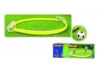 Campo da calcio gonfiabile 410x200 cm