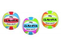 Pallone da pallavolo volley BAHIA in cuoio sintetico 3 colori assortiti