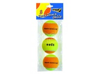 Palline da beach tennis in busta 3 pezzi sport one