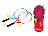 Tennis set 2 racchete in borsa