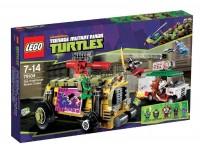 LEGO 79104 L'inseguimento stradale dello Shellriser