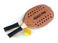 Set Coppia Racchette beach tennis pro