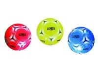 Pallone da calcio Bomber in cuoio sintetico 3 colori assortiti