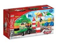 LEGO DUPLO PLANES 10510 LA GARA AEREA DI RIPSLINGER
