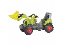 Trattore a pedali Rolly Farmac Class Arion 640 con ruspa rolly trac