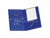 Lavagma magnetica a libero basket completa di pedine Schiavi