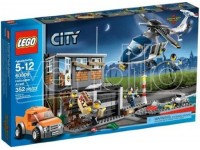 Lego City 60009 Arresto in Elicottero