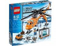 Lego City Artica 60034 Elicotero Gru Artica