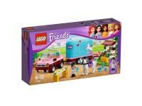 Lego Friends 3186 - Rimorchio Cavalli di Emma