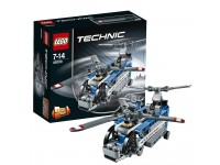 LEGO TECHNIC ELICOTTERO BI-ROTORE 42020