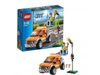 LEGO 60054 CAMION DELLA MANUTENZIONE STRADALE