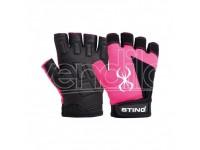 Guanti da allenamento Vixen Vx1 STING donna colore rosa misura M