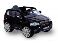 Auto Elettrica e Radiocomandata per Bambini Biemme BMW X5 Black