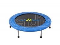 Trampolino da interno Ø cm 102 tappeto elastico Movi Fitness