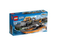 Lego city 60085 trasporta motoscavo 4x4