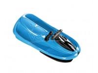 bob a due posti con volante stratos blu electricco STRATOS BLU ELETTRICO SPORT ONE