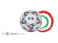 Pallone da Calcio Italia in cuoio sintetico