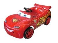 Macchina bimbo a pedali Disney cars saetta Mc Queen